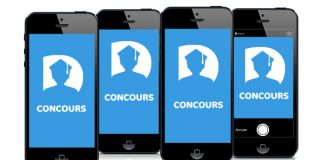 APPLICATION CONCOURS