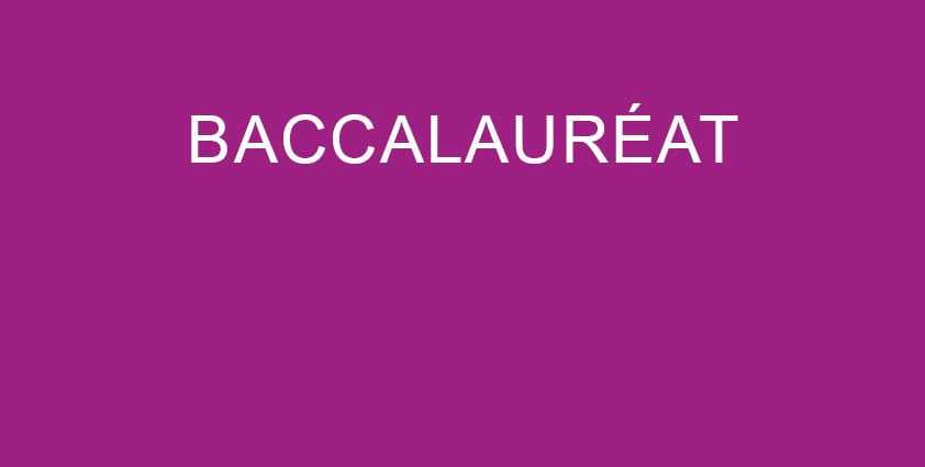 Baccalauréat-Students.ma